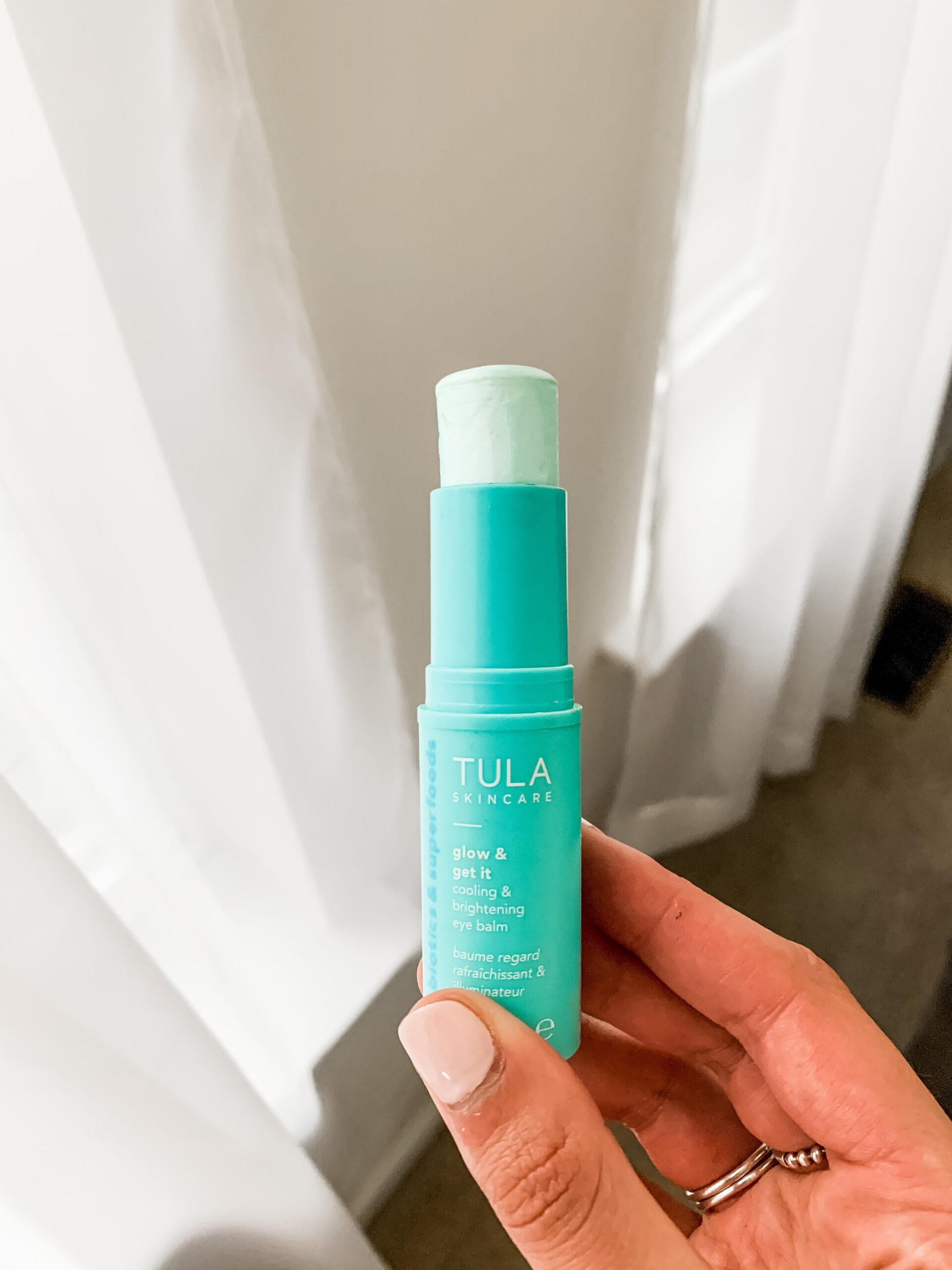 Blue Glow & Get It Tula Eye Balm