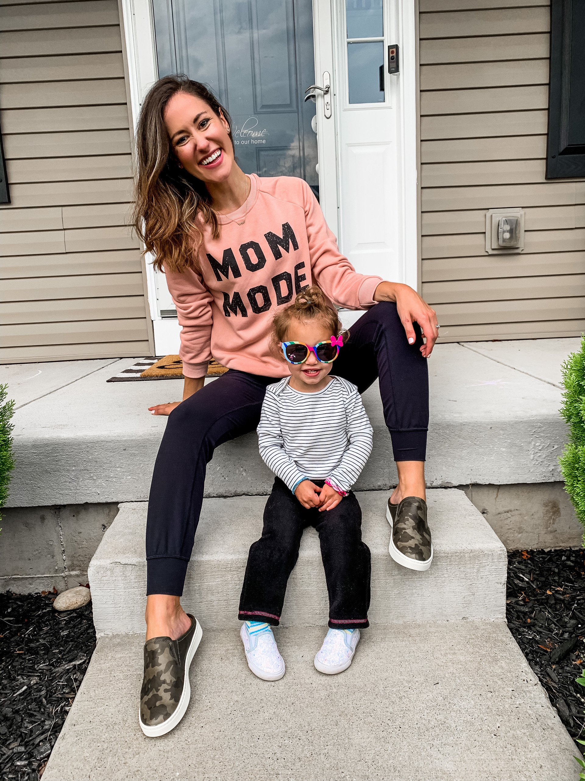 5 MAMA SWEATSHIRTS - My Favorite Mom Life Sweatshirts on Coming Up Roses