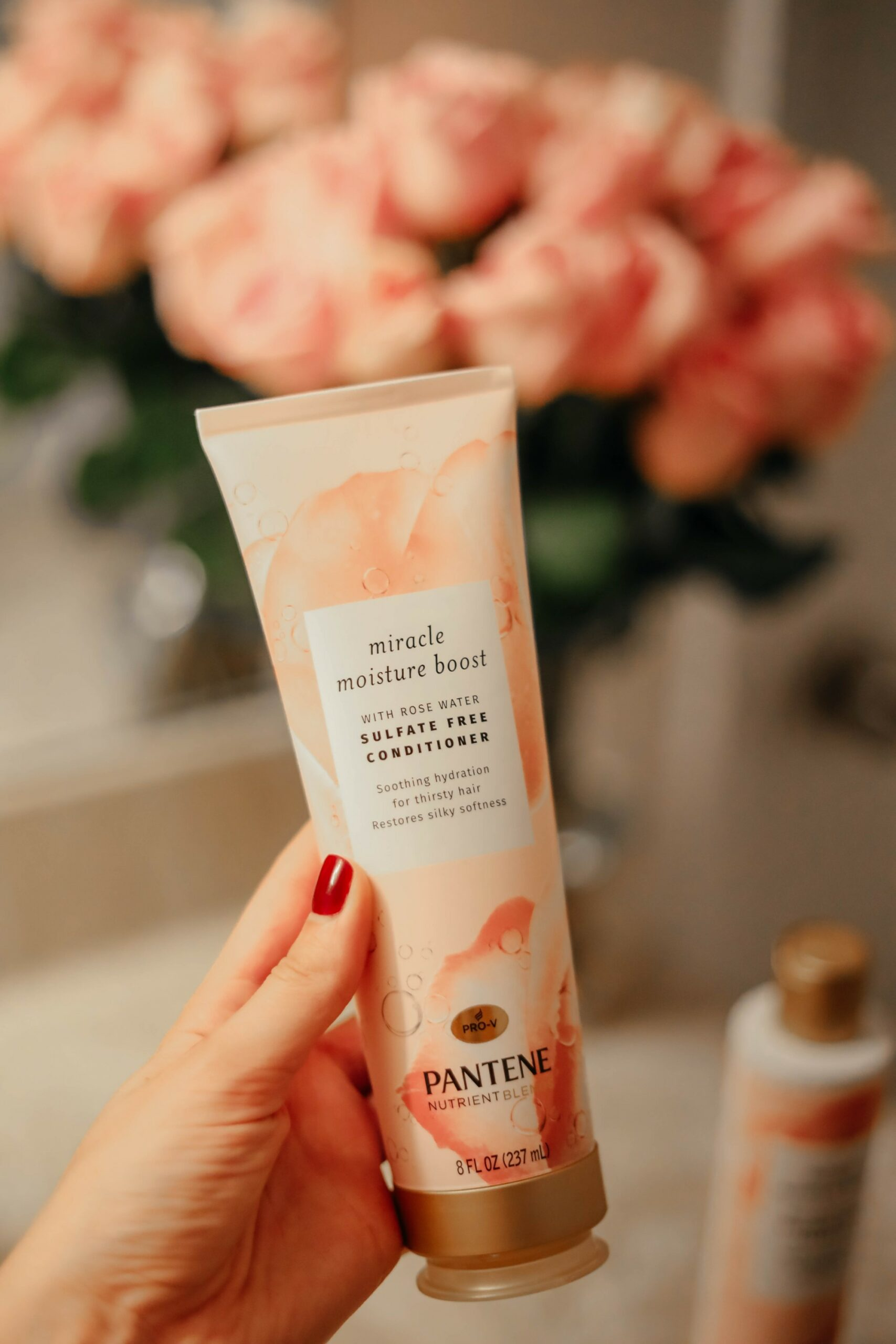 Review of Pantene Nutrient Blends Collection - on Coming Up Roses
