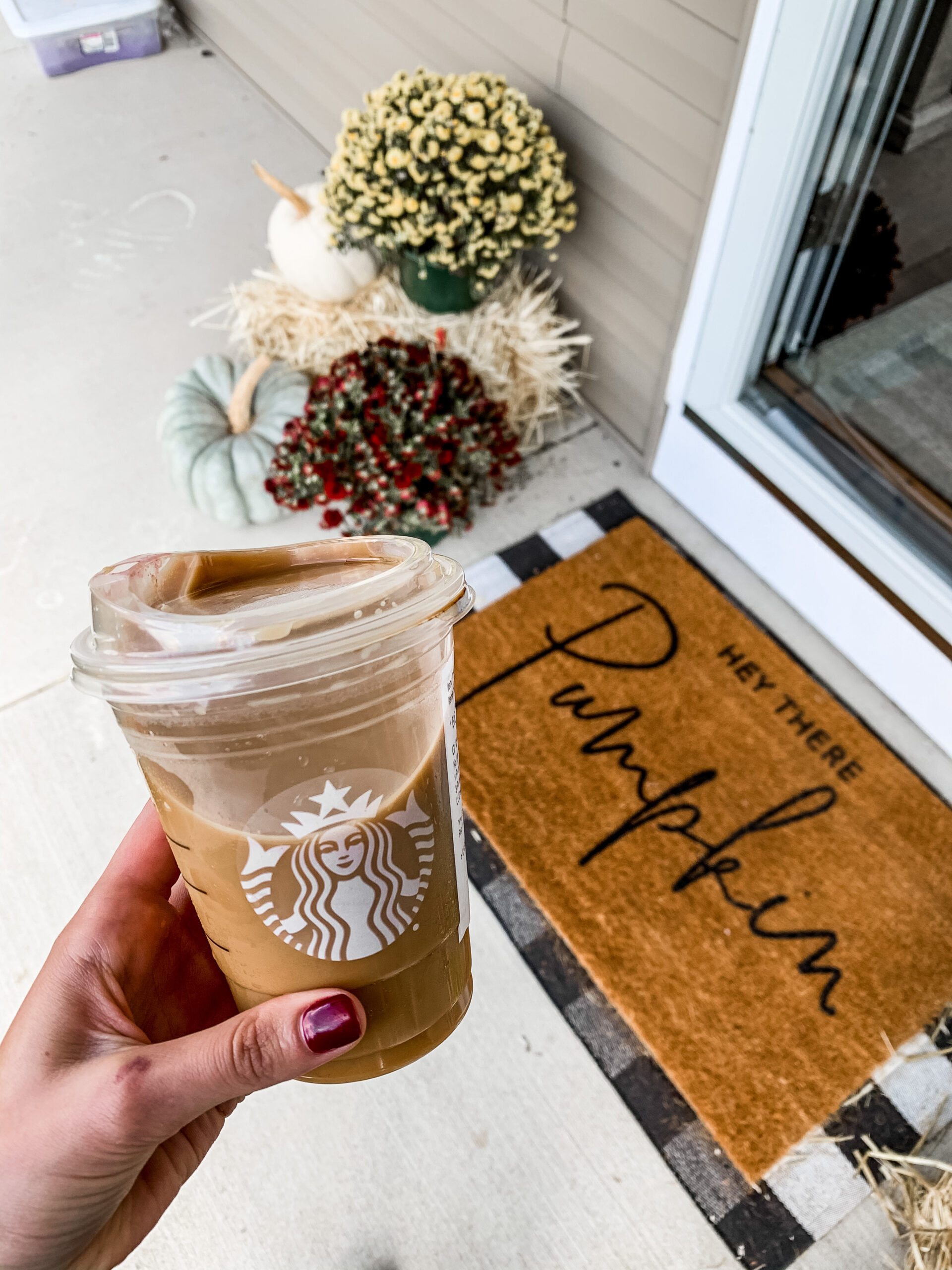 10 HEALTHY FALL STARBUCKS DRINKS - on Coming Up Roses