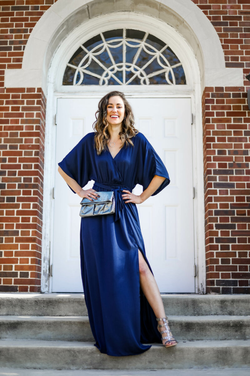 Two Fall Wedding Guest Dresses Under $50
