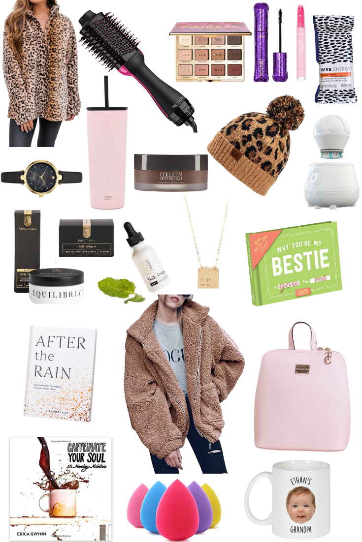 GIFT GUIDE: 100+ Ideas for your BFF/Sister/Self