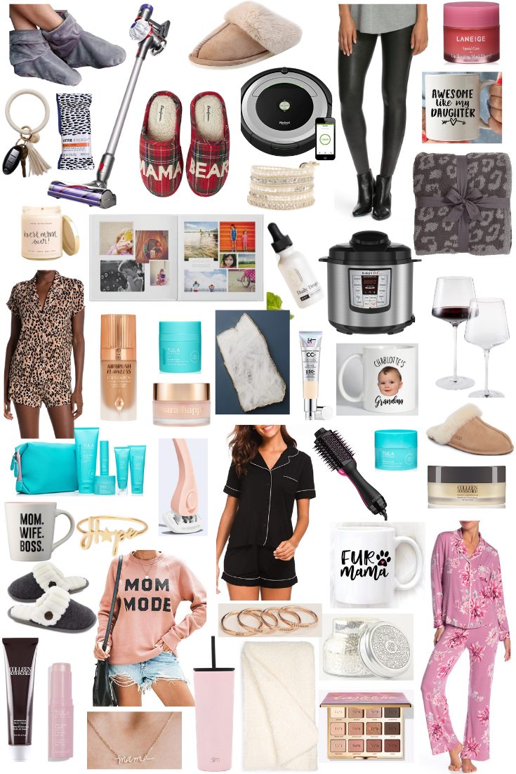 GIFT GUIDE: For Mom (Gift Ideas for the New Mom AND your Own Mom)