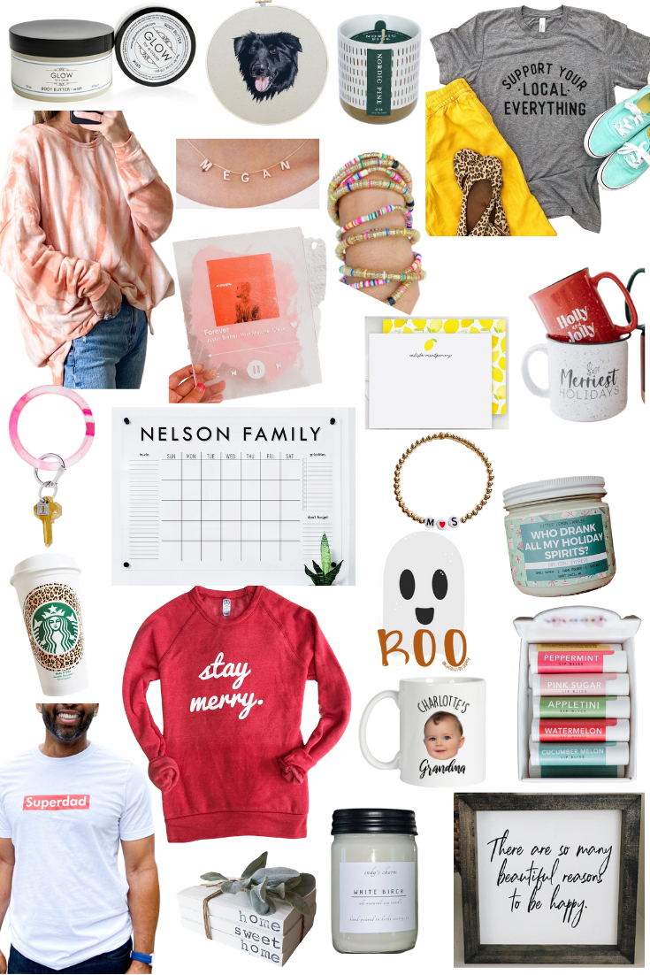 GIFT GUIDE: SMALL SHOPS