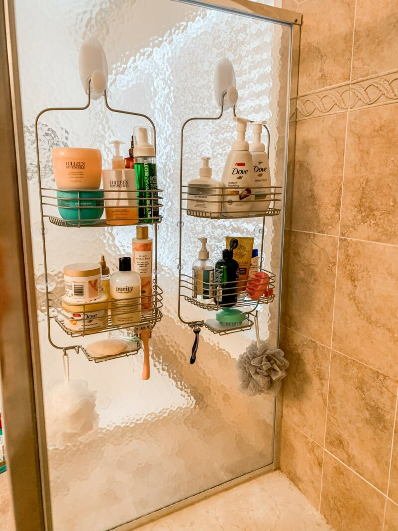 My Most-Used Shower Products