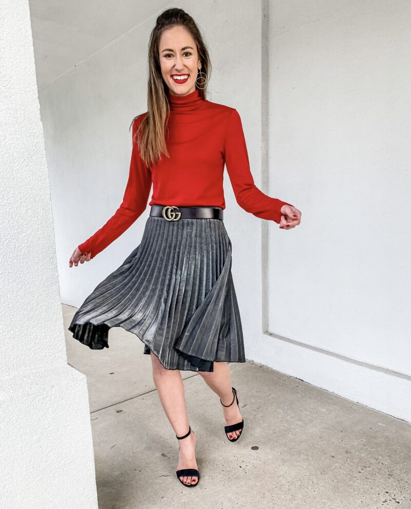 A Festive Holiday Look Under $40