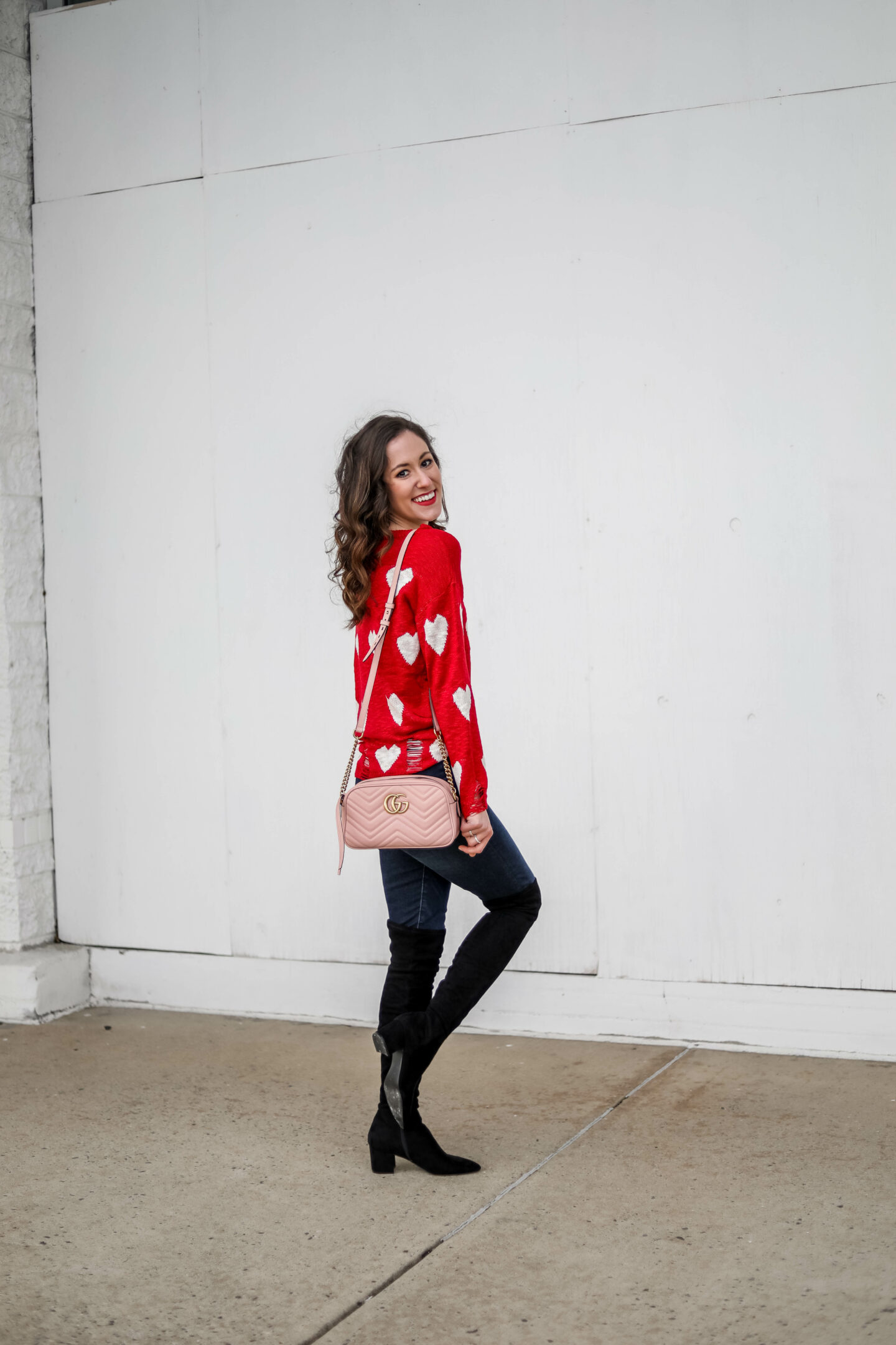AFFORDABLE VALENTINE'S DAY OUTFIT - #AskE Q&A series on Coming Up Roses