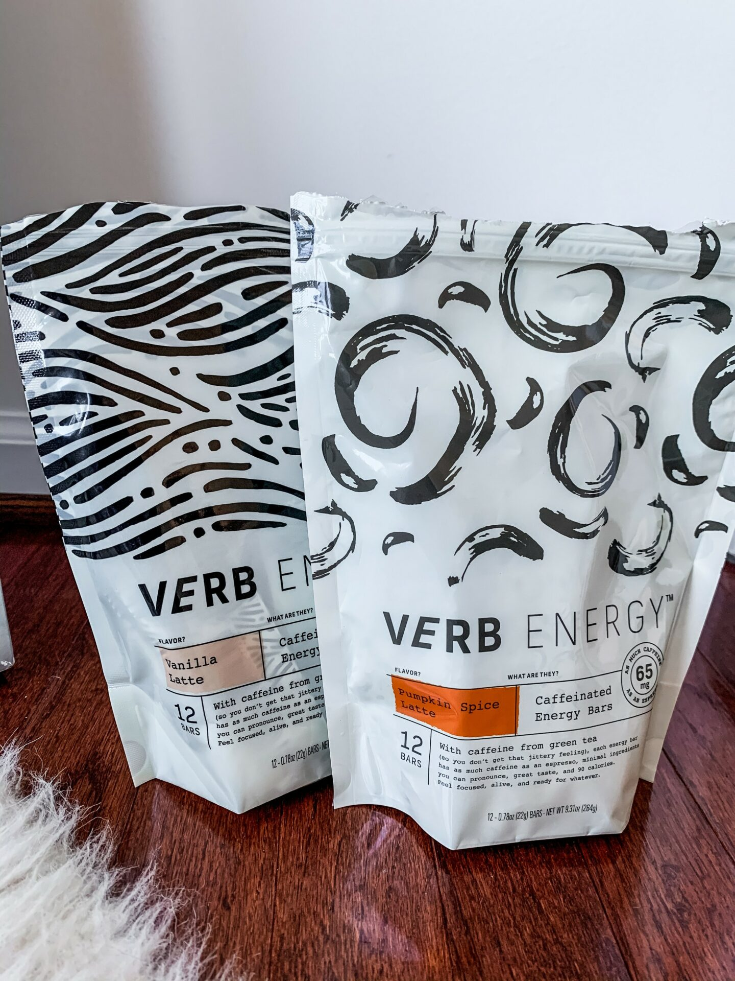 Try VERB ENERGY BARS for FREE (just pay $0.95 to ship them!) with my link on Coming Up Roses!