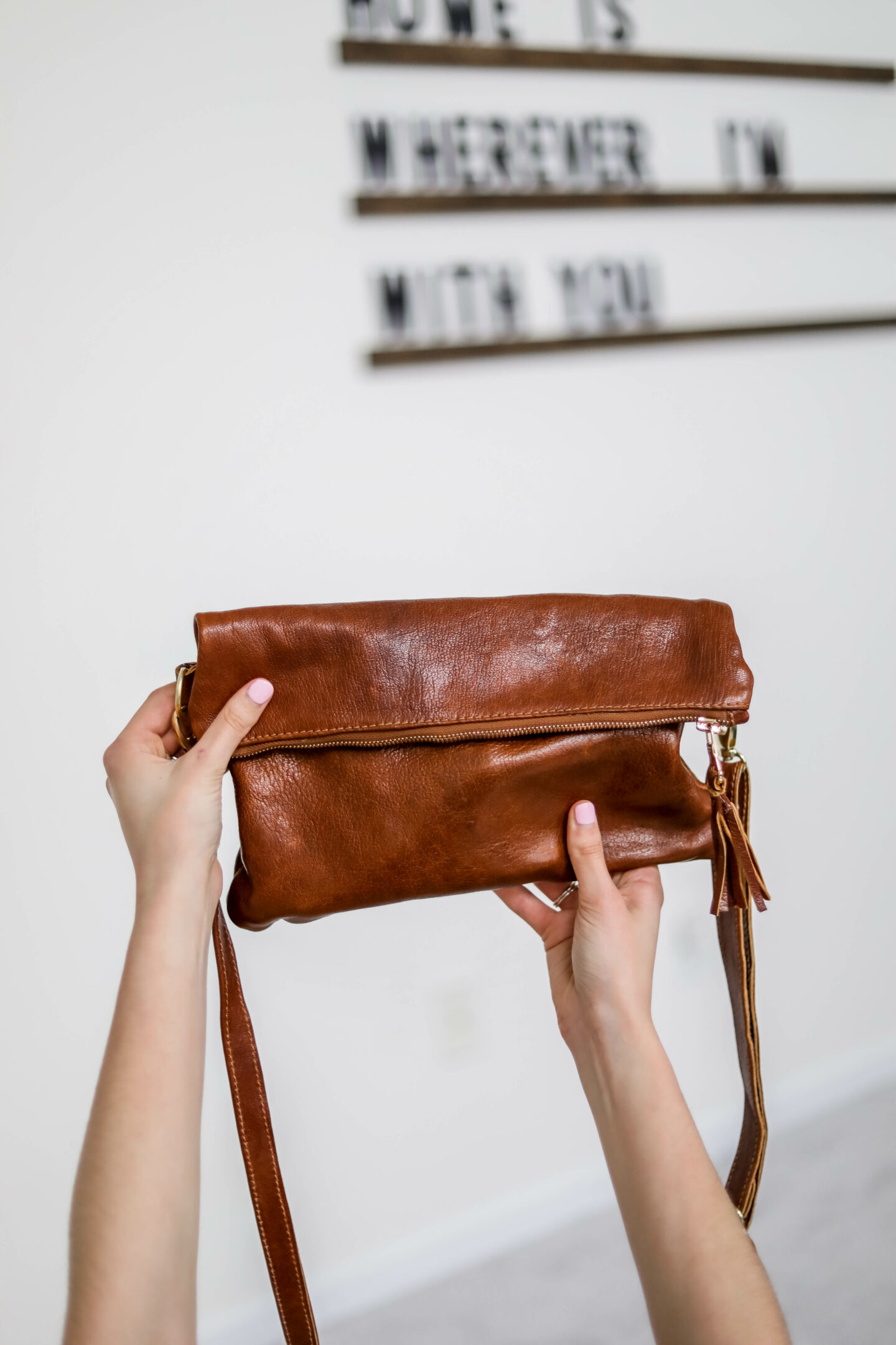 Parker Clay leather crossbody bag - Cool Sh*t I Lovelovelove, Monthly Favorites on Coming Up Roses