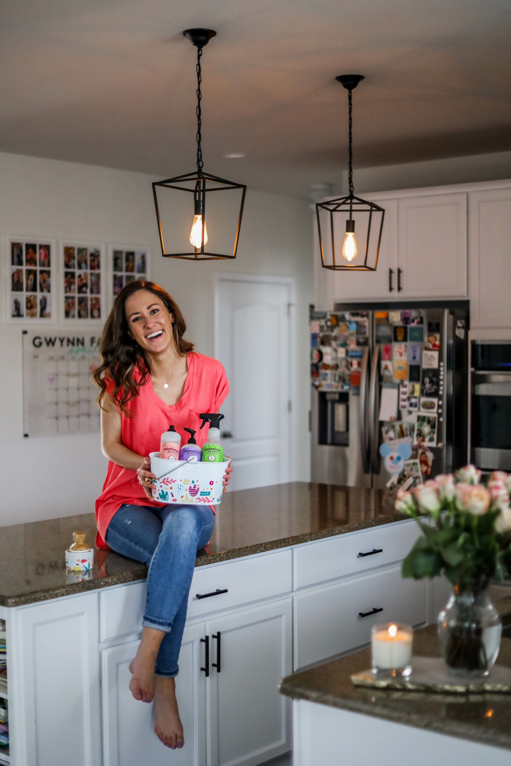 15 Kitchen SPRING CLEANING TIPS with Grove - on Coming Up Roses