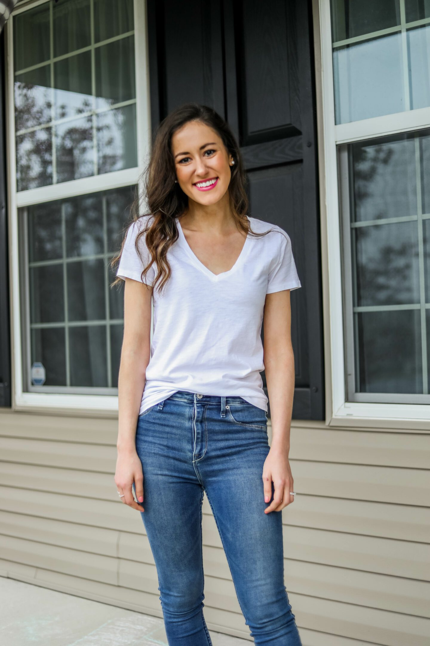 THE BEST WHITE T-SHIRTS (updated!) - on Coming Up Roses
