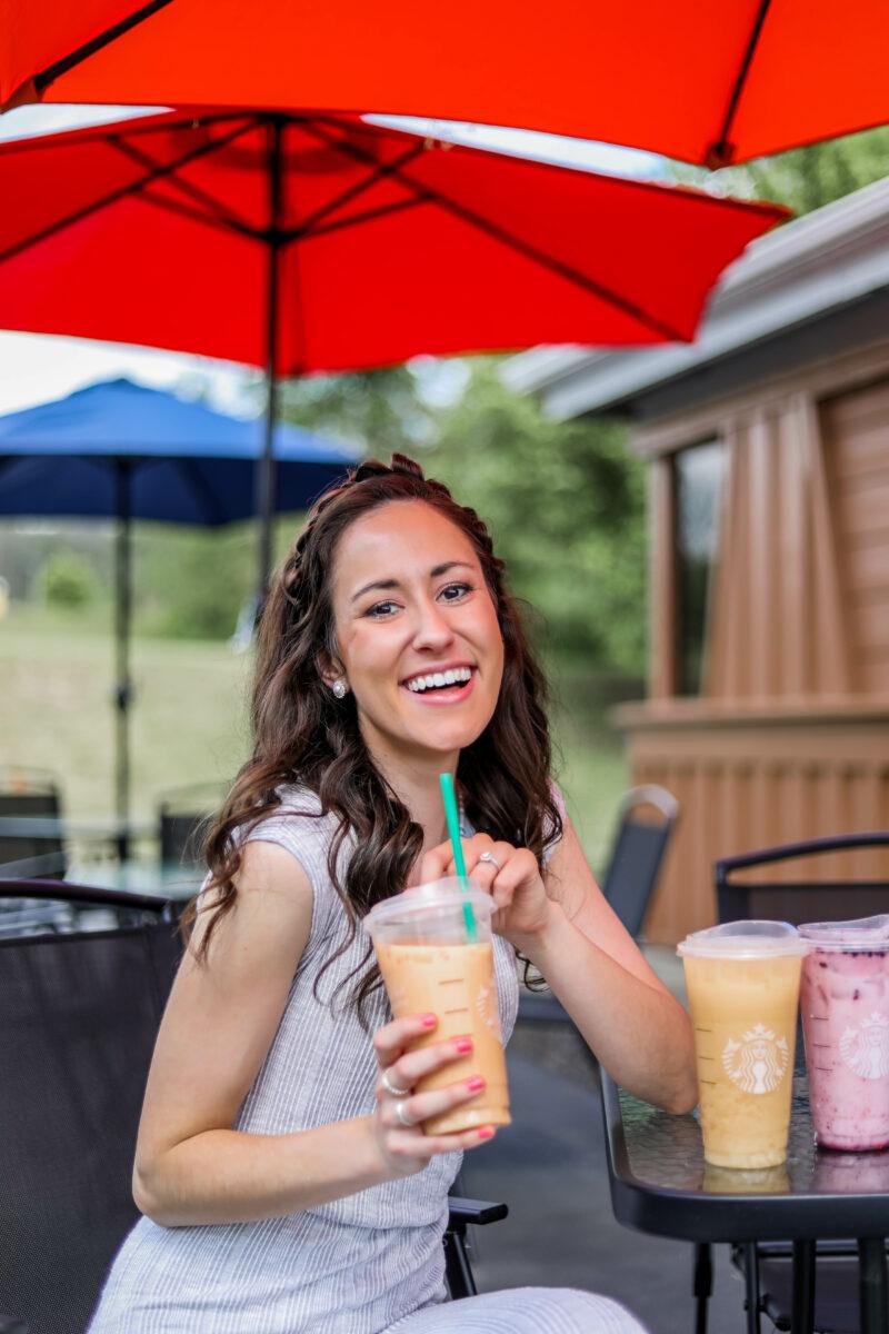 5 (more) Refreshing Starbucks Drinks (+ How to order them!)