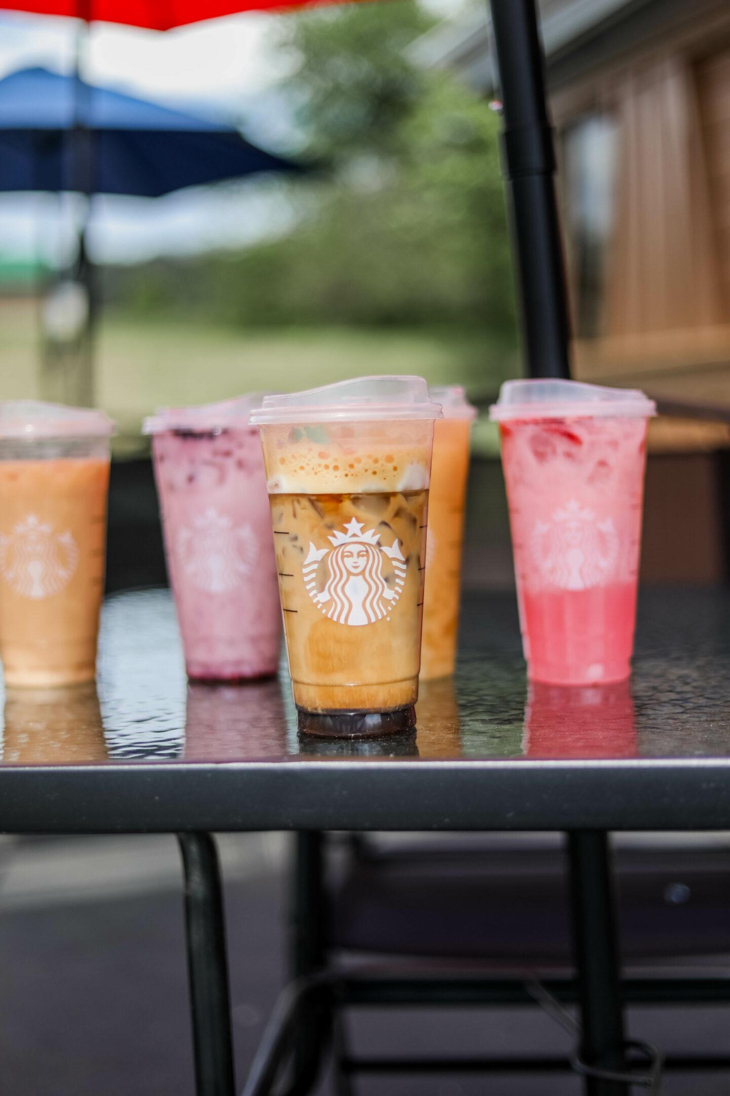 5 Refreshing Starbucks Drinks (+ How to order them!) - BROWN SUGAR OATMILK ESPRESSO