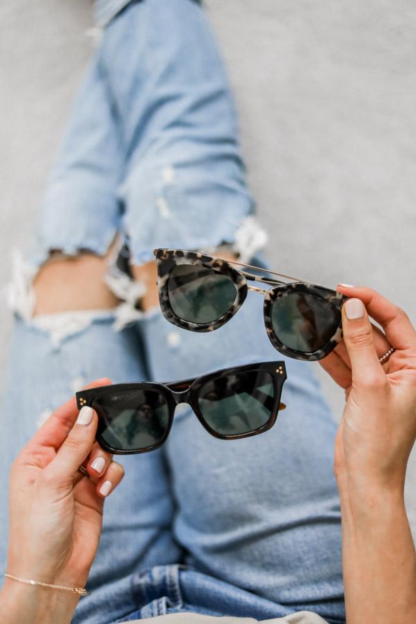 OTIS Sunglasses - on Coming Up Roses