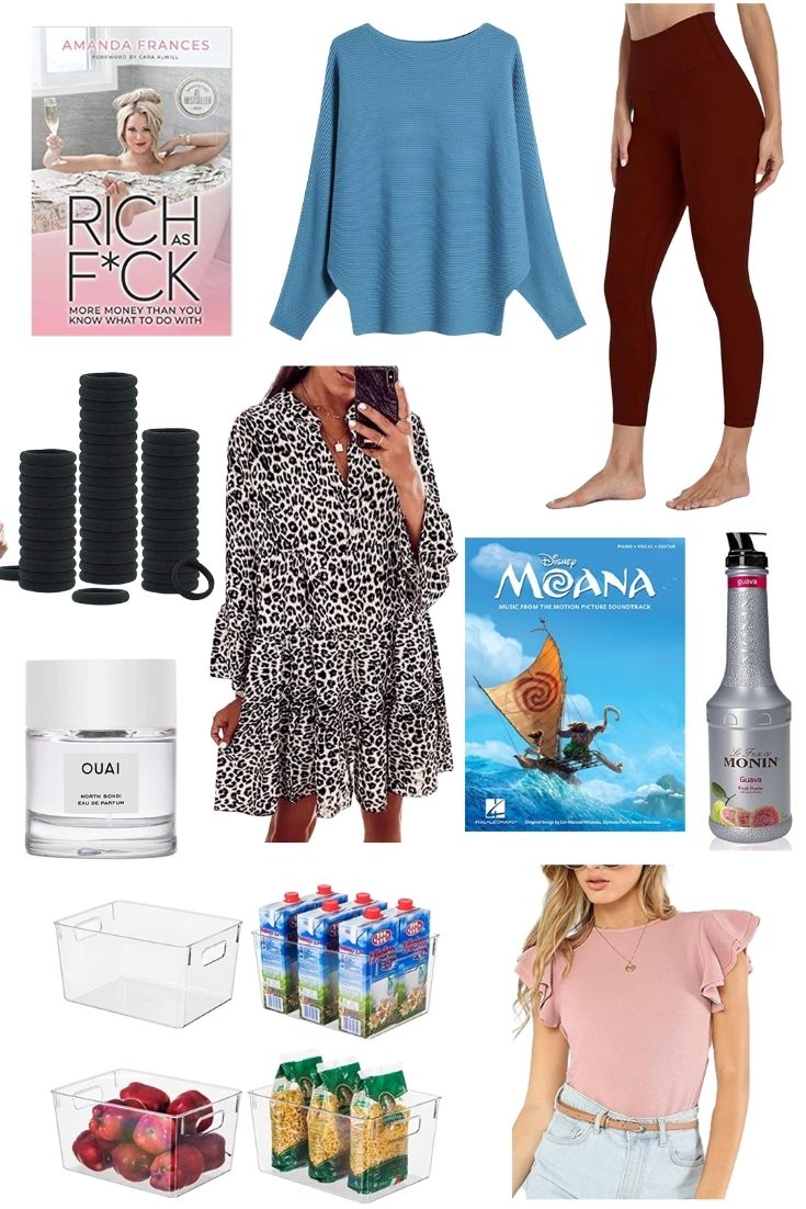 The Last 10 Things I Bought on Amazon…
