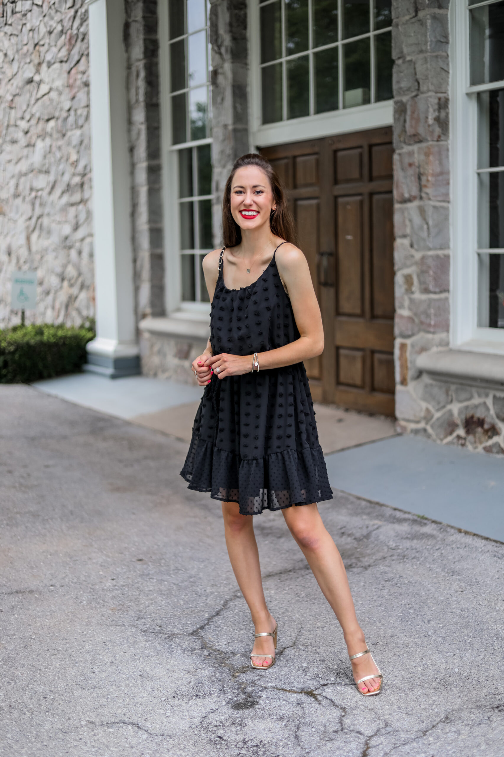 A PERFECT $30 Little Black Dress on Amazon - a must have dress and closet staple!