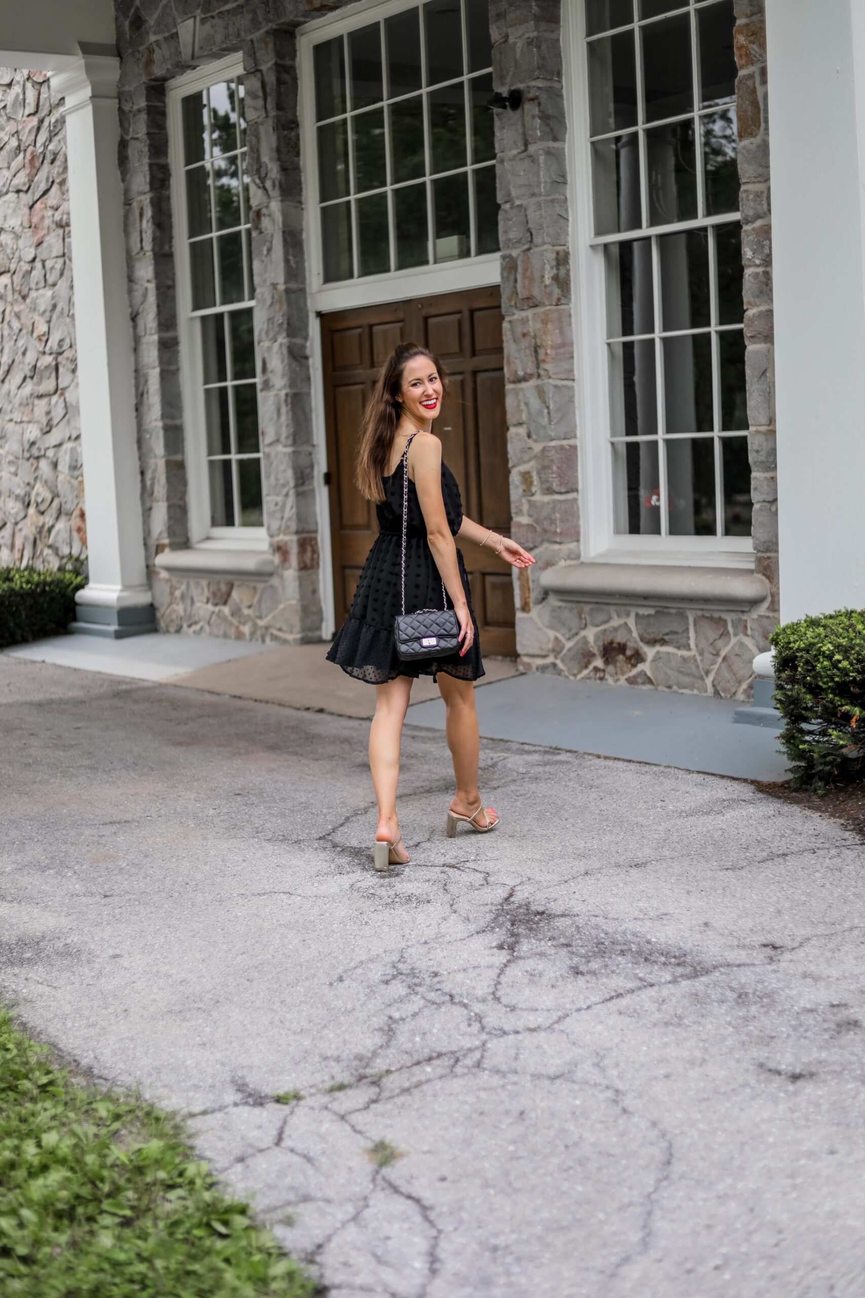 A PERFECT $30 LBD from Amazon - a must have little black dress and wardrobe staple!