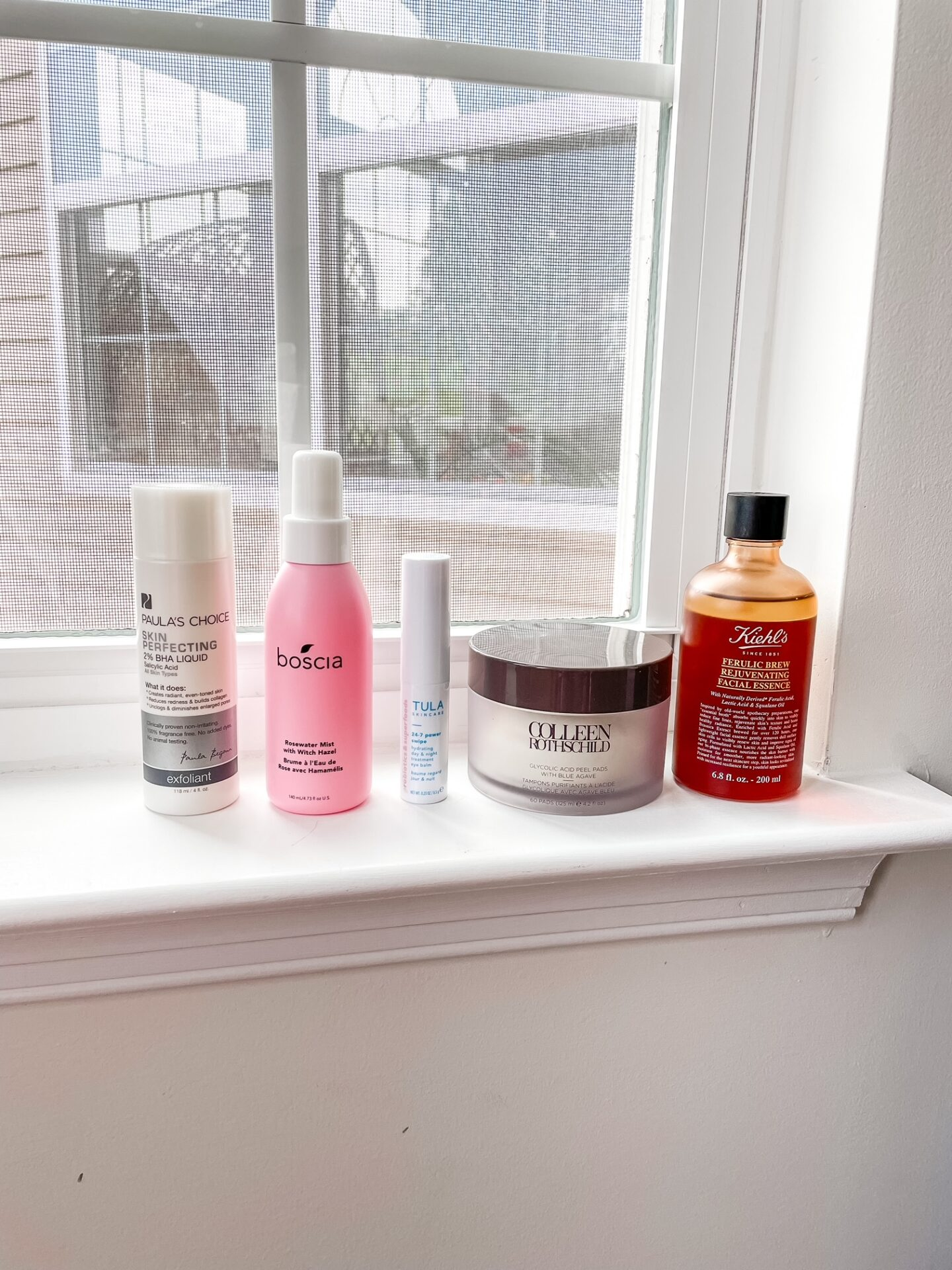 5 SKINCARE PRODUCTS I've tried lately + loveloveLOVED (on Coming Up Roses)