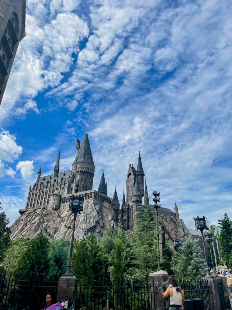 10 Must-See Spots at Harry Potter World