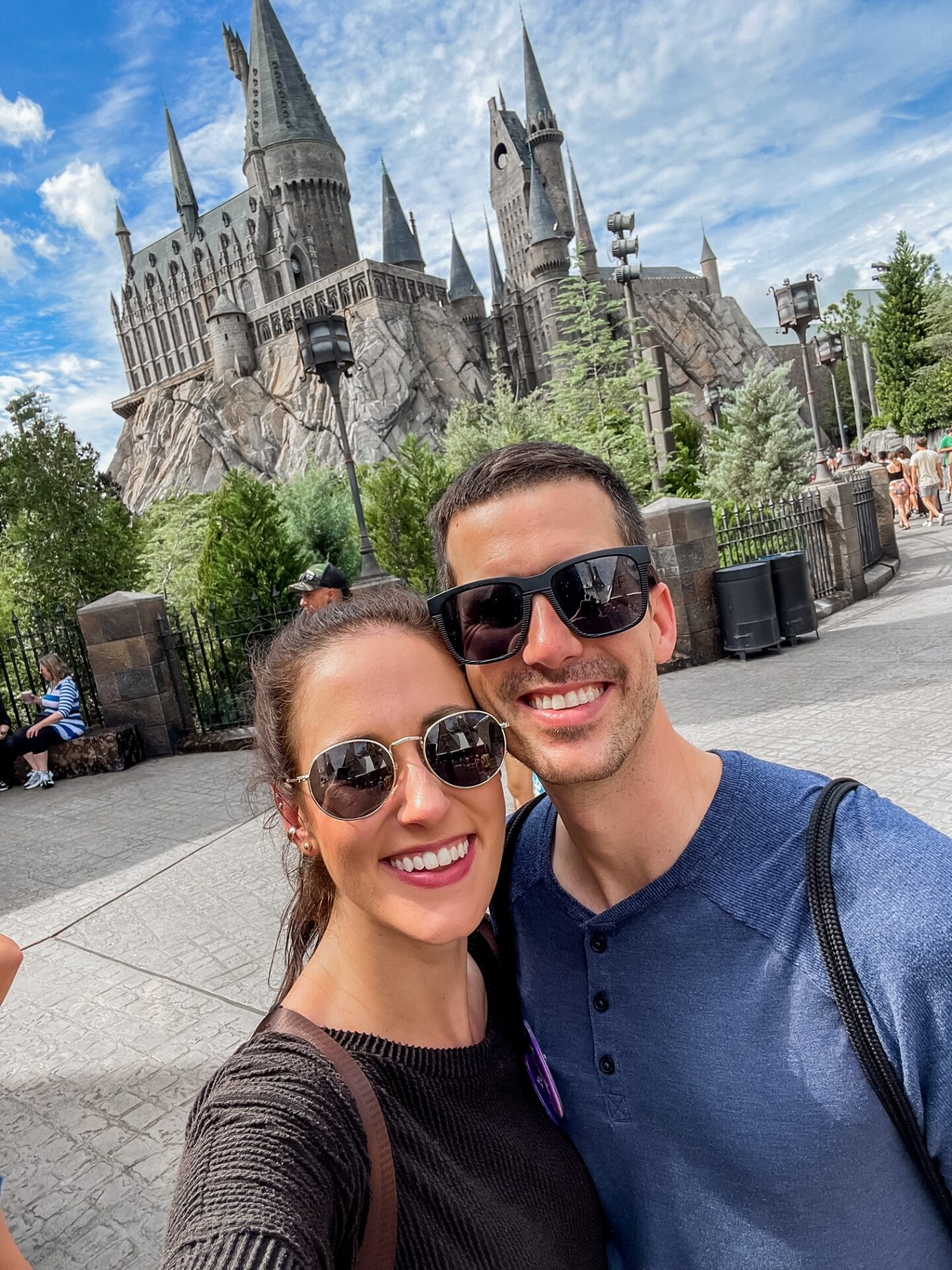 Our Anniversary Trip to Universal Orlando Resort - with things to do at Universal Studios Orlando when it rains, must-see spots at Harry Potter World, + MORE!