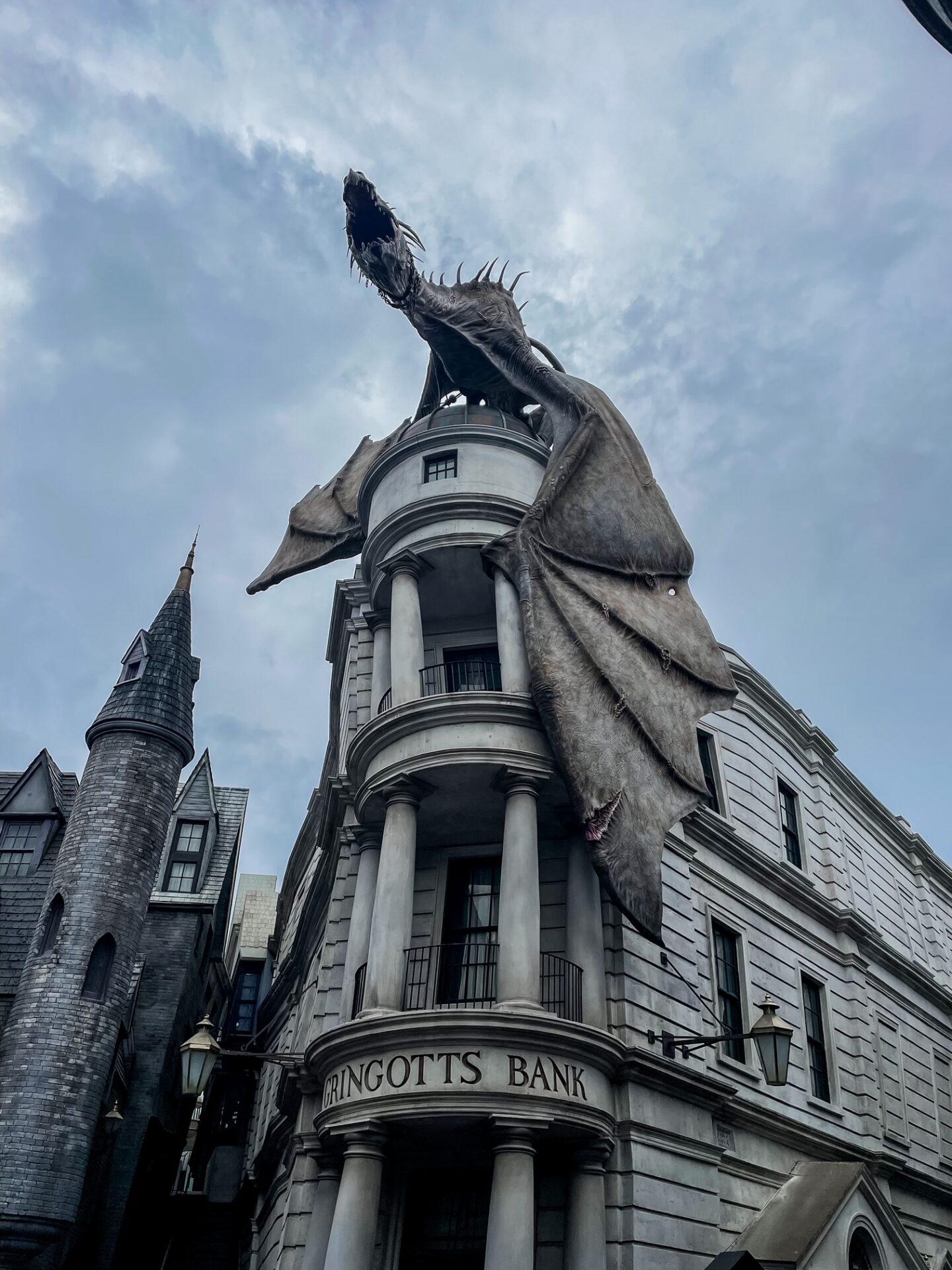 Escape from Gringott's - Universal Studios Orlando